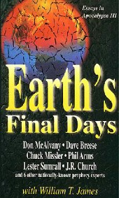 Earth's Final Day's book provides key articles by top Christian phophecy experts